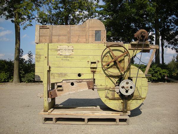 quinoa schoonmaken machine