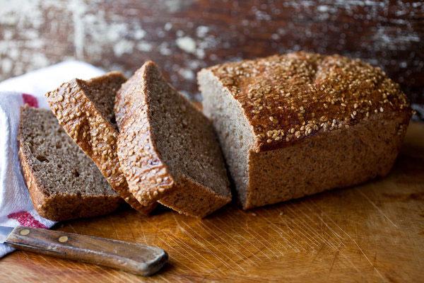 quinoa brood maken