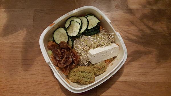 quinoa recept vegetarisch gerecht