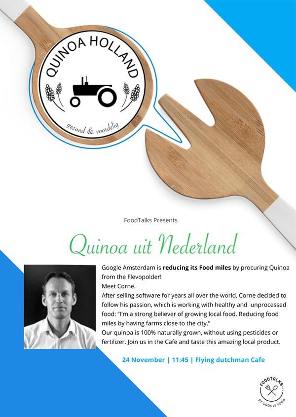 quinoa holland nederlandse quinoa