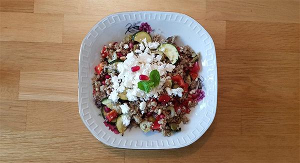 recepten inspiratie quinoa