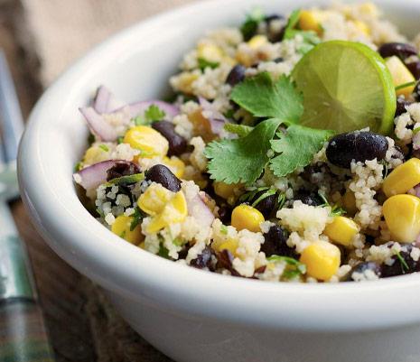 recepten quinoa vegan
