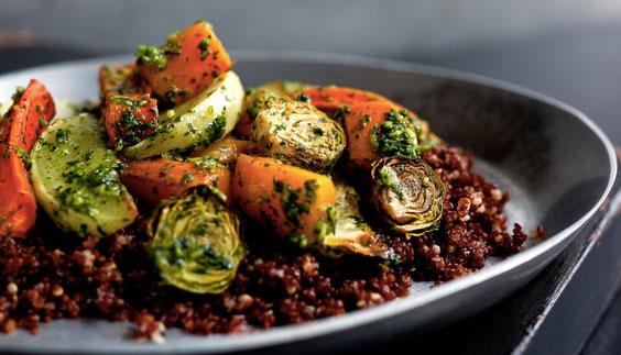 groenten recepten quinoa